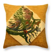 Mercy - Tile Throw Pillow