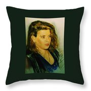 Meri Throw Pillow