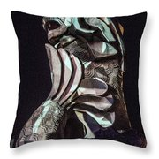 Merlion Throw Pillow