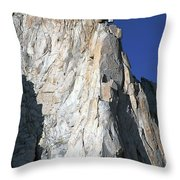 Merriam Peak, Sierra Nevada, August 2016 Throw Pillow