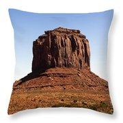 Merrick Butte Throw Pillow