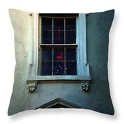 Merry Christmas America Throw Pillow