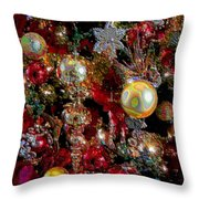 Merry Christmas1 Throw Pillow