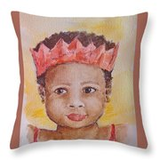 Merry South African Christmas Throw Pillow