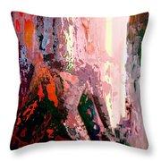 Mesmerised 1 Throw Pillow