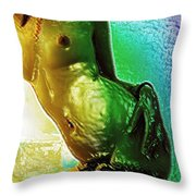 Mesmerised 4 Throw Pillow
