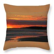 Mesmerize Me Sunset Throw Pillow