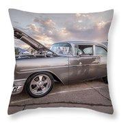 Mesquite Motor Mania Throw Pillow