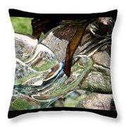 Metal Detail 6 Throw Pillow
