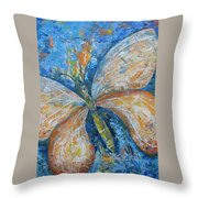Metamorfozy I Throw Pillow
