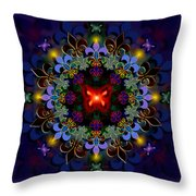 Metamorphosis Dream II  Throw Pillow