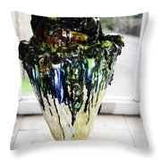 Methadone Explosion View One Throw Pillow
