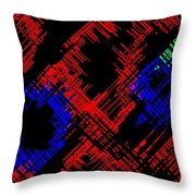 Methodical Throw Pillow