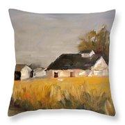 Metzger Farm Throw Pillow
