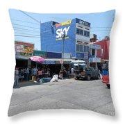 Mexico Memories 15 Throw Pillow