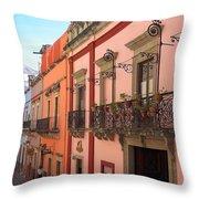 Mexico Throw Pillow