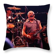Mf #1 Throw Pillow