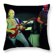 Mf #21 Throw Pillow