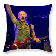 Mf #29 Crop 2 Throw Pillow