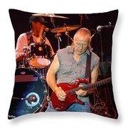 Mf #8 Crop 2 Throw Pillow