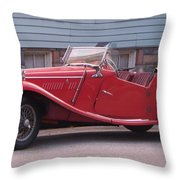 MG Throw Pillow