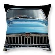 Mgc Classic Car Throw Pillow