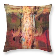Mhc #091226 Throw Pillow