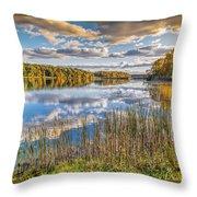 Mi Stoney Creek Throw Pillow