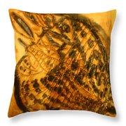 Michael - Tile Throw Pillow