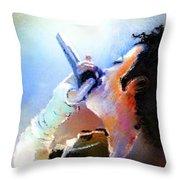 Michael Jackson 06 Throw Pillow