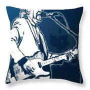 Michael Stanley Throw Pillow