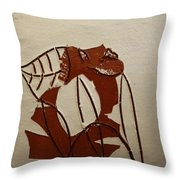 Michelle - Tile Throw Pillow