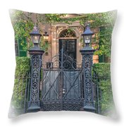 Mickell Jenkins Home Grand Entrance Throw Pillow