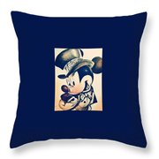 Mickey  Throw Pillow