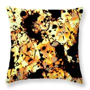 Microscopic Insecticide 3 Throw Pillow
