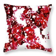 Microscopic Insecticide 4 Throw Pillow