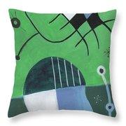 Mid-century Modern #3 Throw Pillow