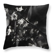 Mid-october Butterfly I Throw Pillow