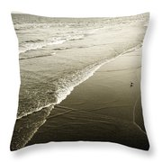 Mid-summer Morning Throw Pillow