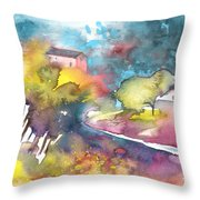 Midday 17 Throw Pillow