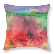 Midday 18 Throw Pillow