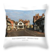 Middle Row East Grinstead Throw Pillow