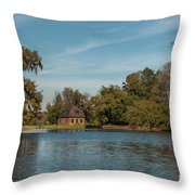 Middleton By The Pond Throw Pillow