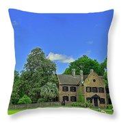 Middleton Place Plantation Throw Pillow