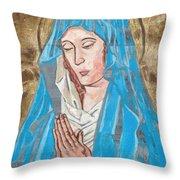Midieval I Throw Pillow