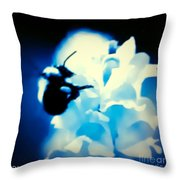 Midnight Gatherings Throw Pillow