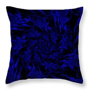 Midnight Journey  Throw Pillow