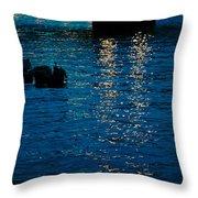 Midnight_in_paris Throw Pillow