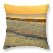 Midsummer Light Throw Pillow