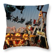 Midway Height Throw Pillow